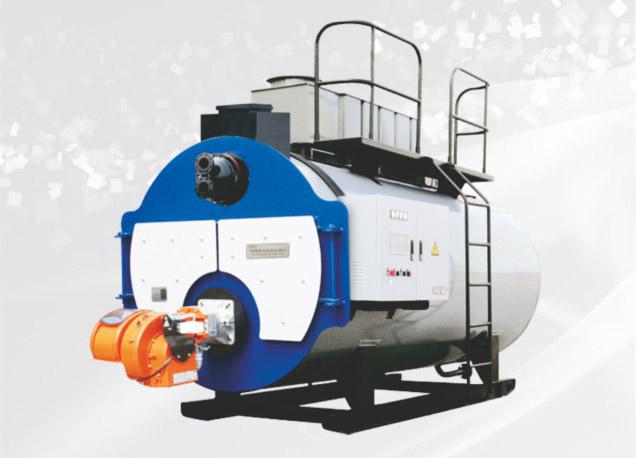 全冷凝高效燃油(气)蒸汽锅炉