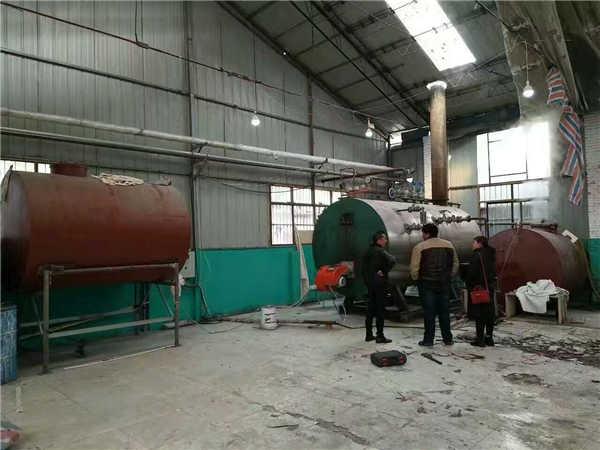 陕西东郊使用燃油蒸汽锅炉